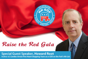 2017 Raise the Red Gala with Howard Root @ Medina Golf & Country Club | Medina | Minnesota | United States