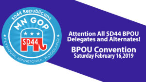 2019 BPOU Convention @ Central Middle School | Plymouth | Minnesota | United States